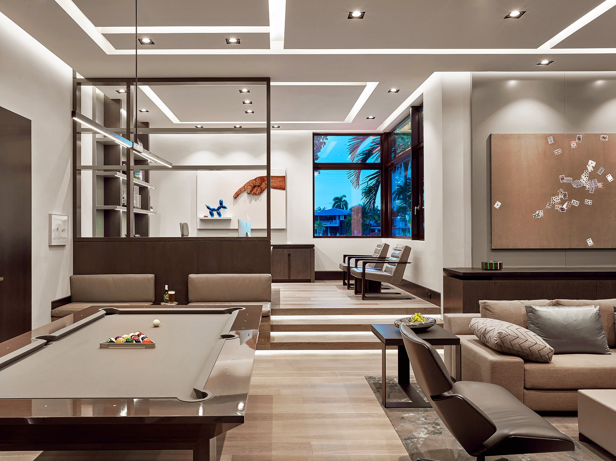 Billiards-Residential-Interior-Fort-Lauderdale
