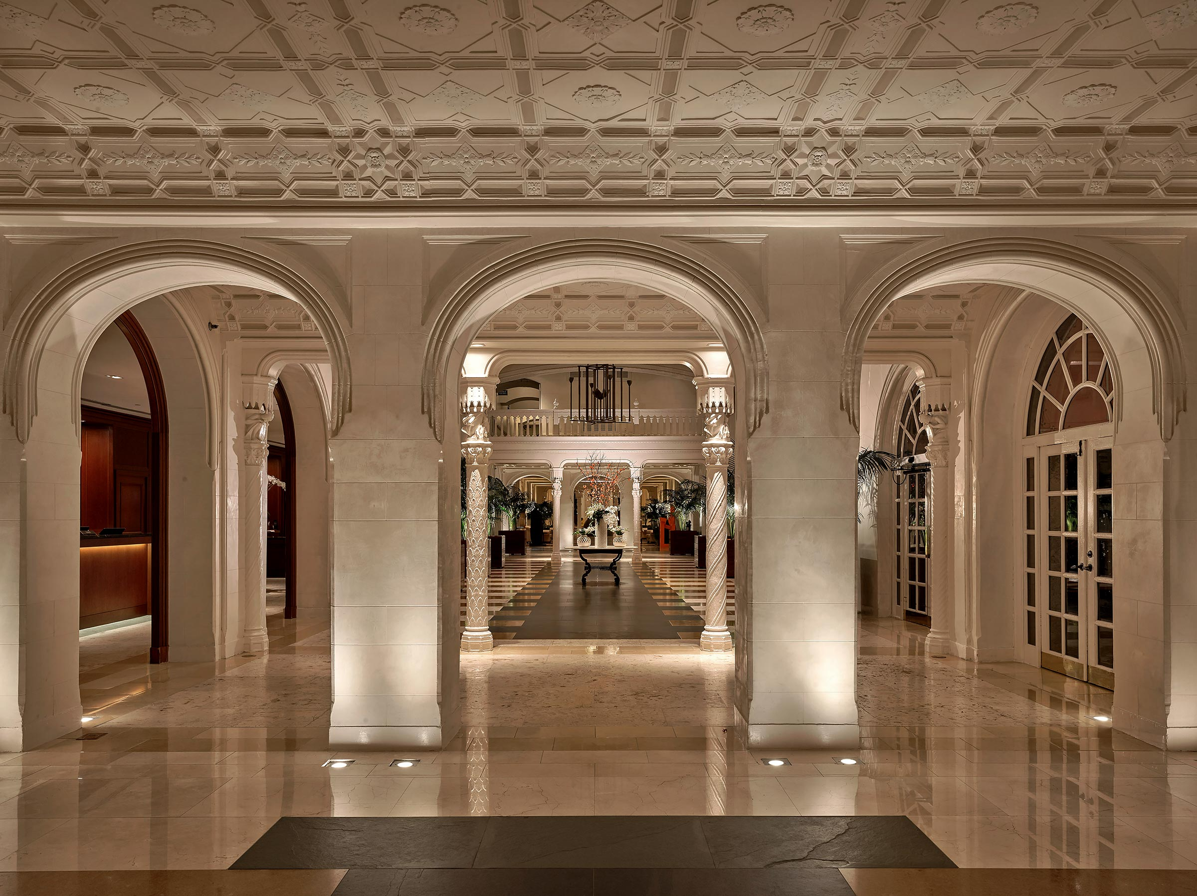 Boca-Raton-Resort-Main-Lobby-Architecture