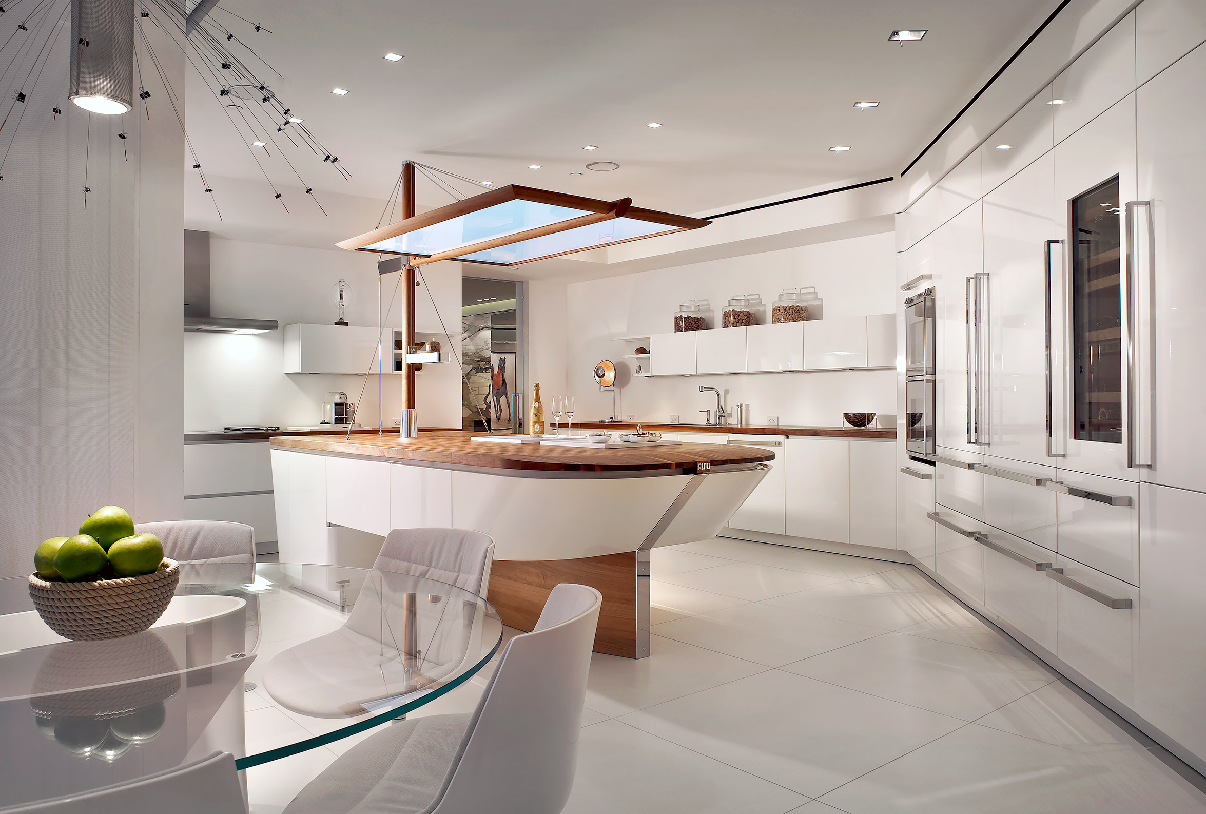 Fisher-Island-Modern-Marecucina-Kitchen
