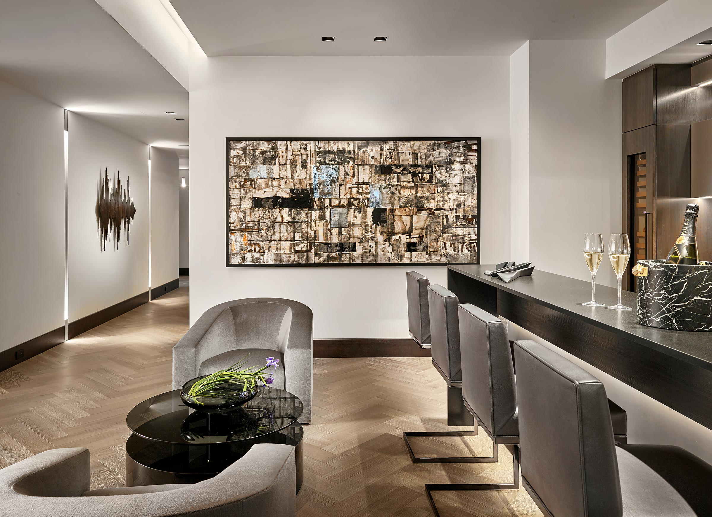 Fort-Lauderdale-Residence-Bar-Art-B-and-G-Design