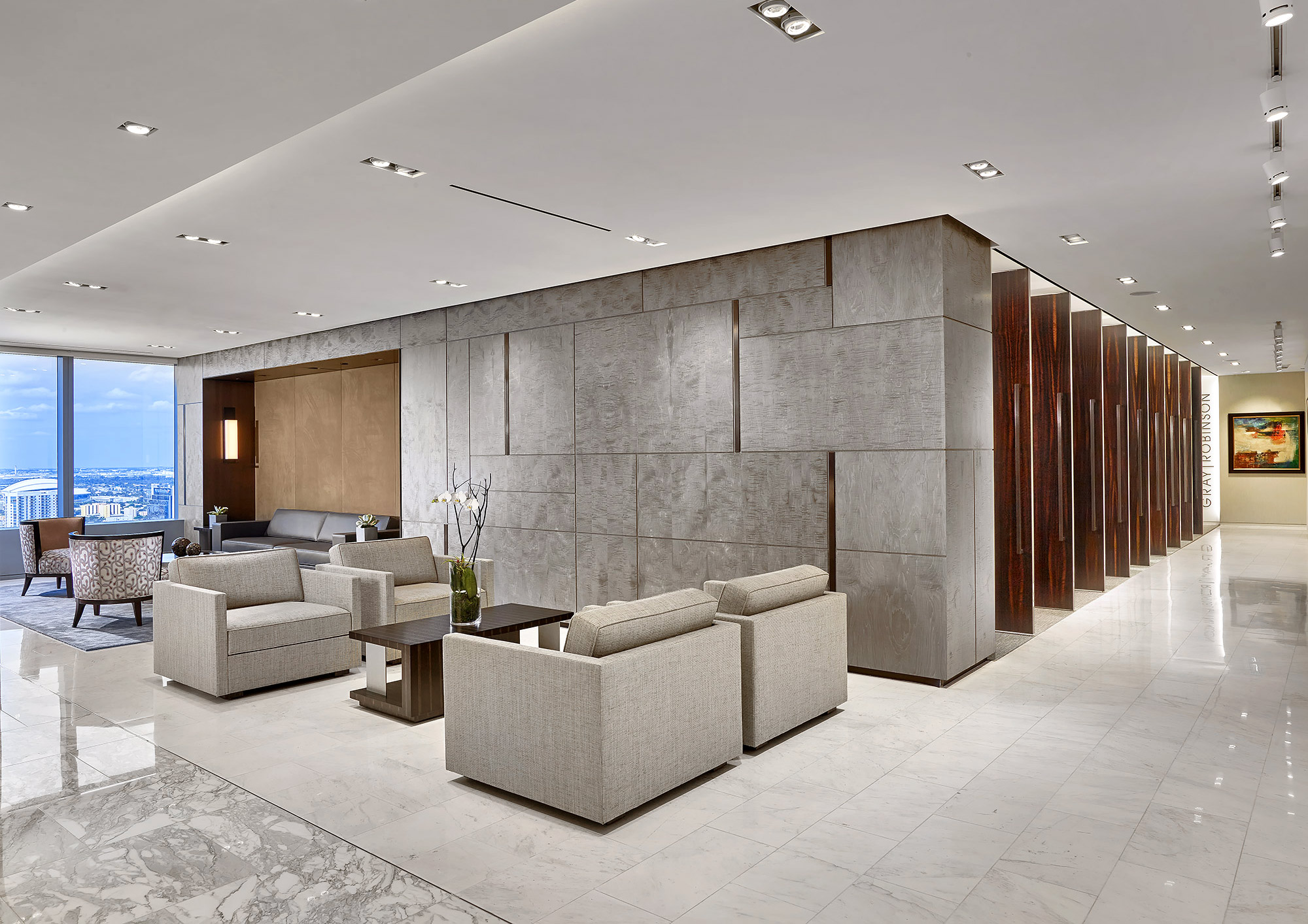 Gray-Robinson-Lobby-Miami-Interior-Architectural-Photography