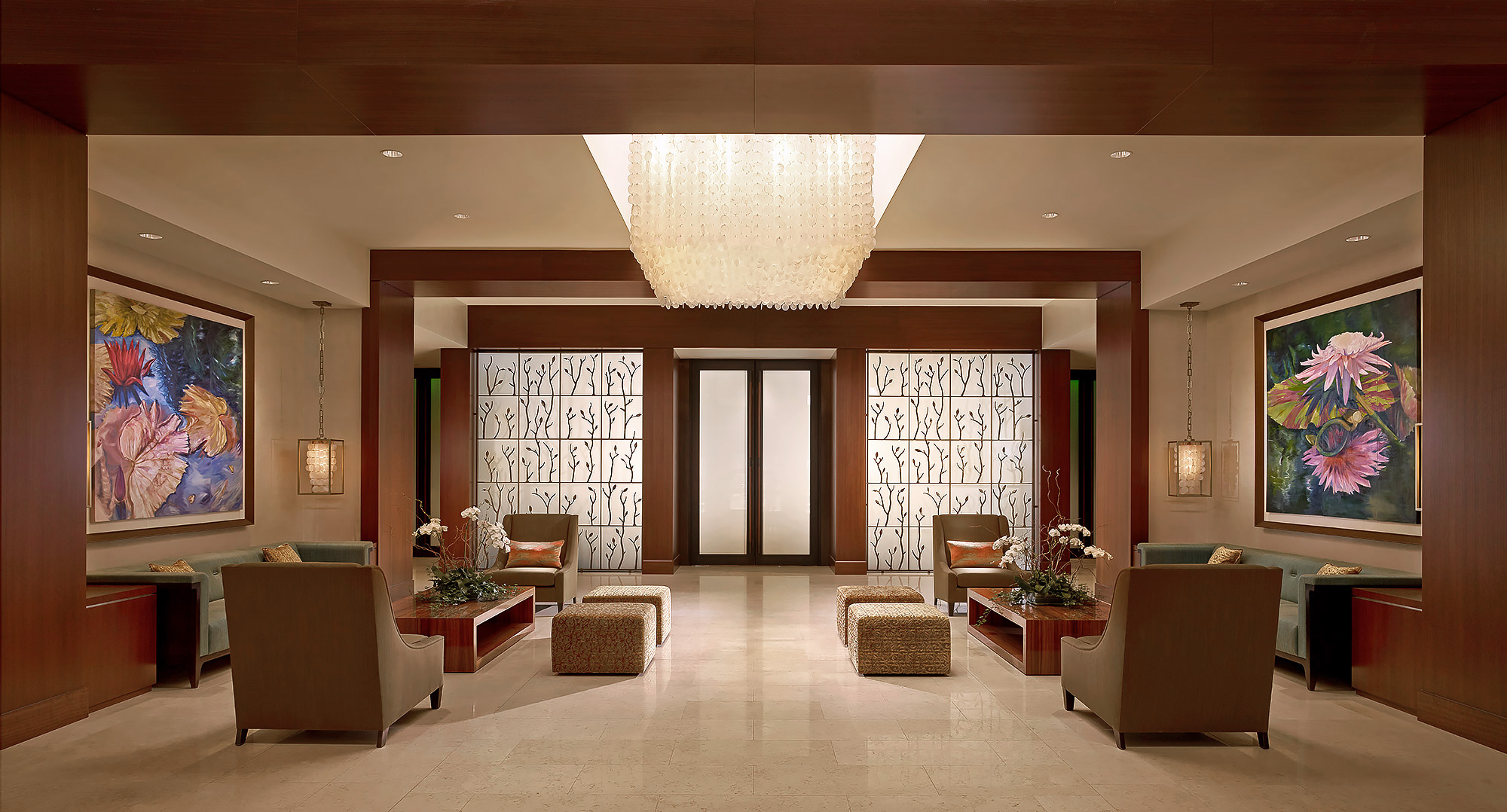 Interior-Design-Golf-Country-Club-Boca-Raton-Lobby