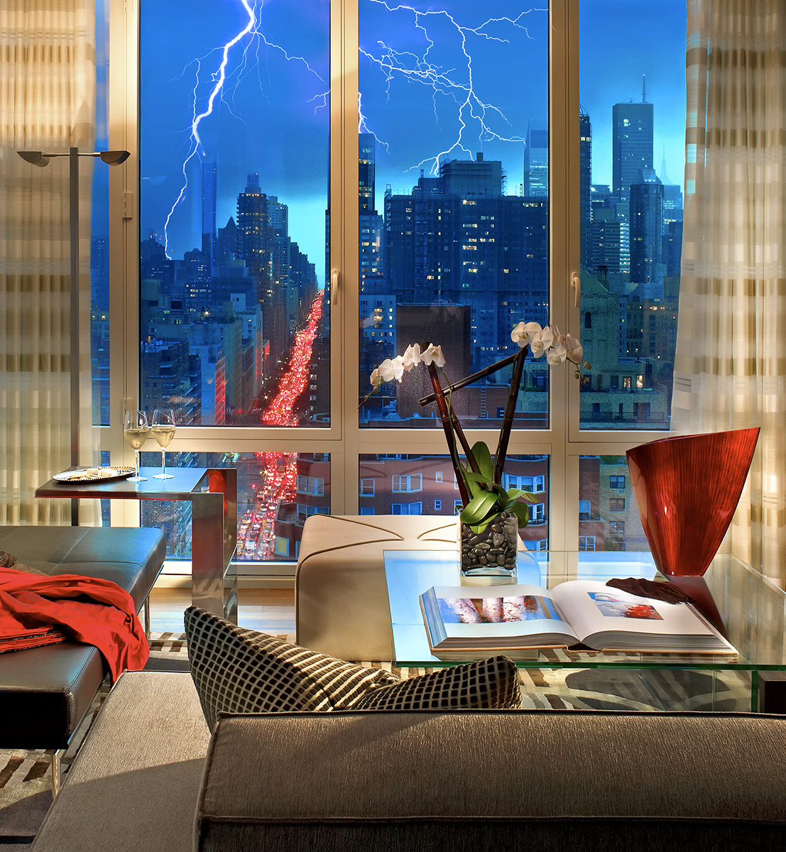 Luxury-Real-Estate-Photography-Living-New-York-City