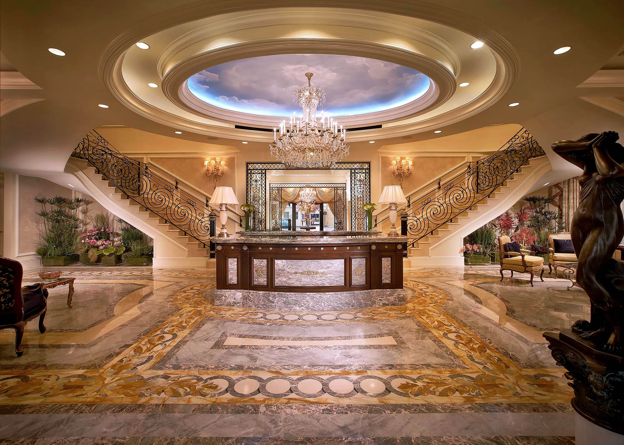 Luxury-Real-Estate-Photography-Lobby-Coral-Gables-03