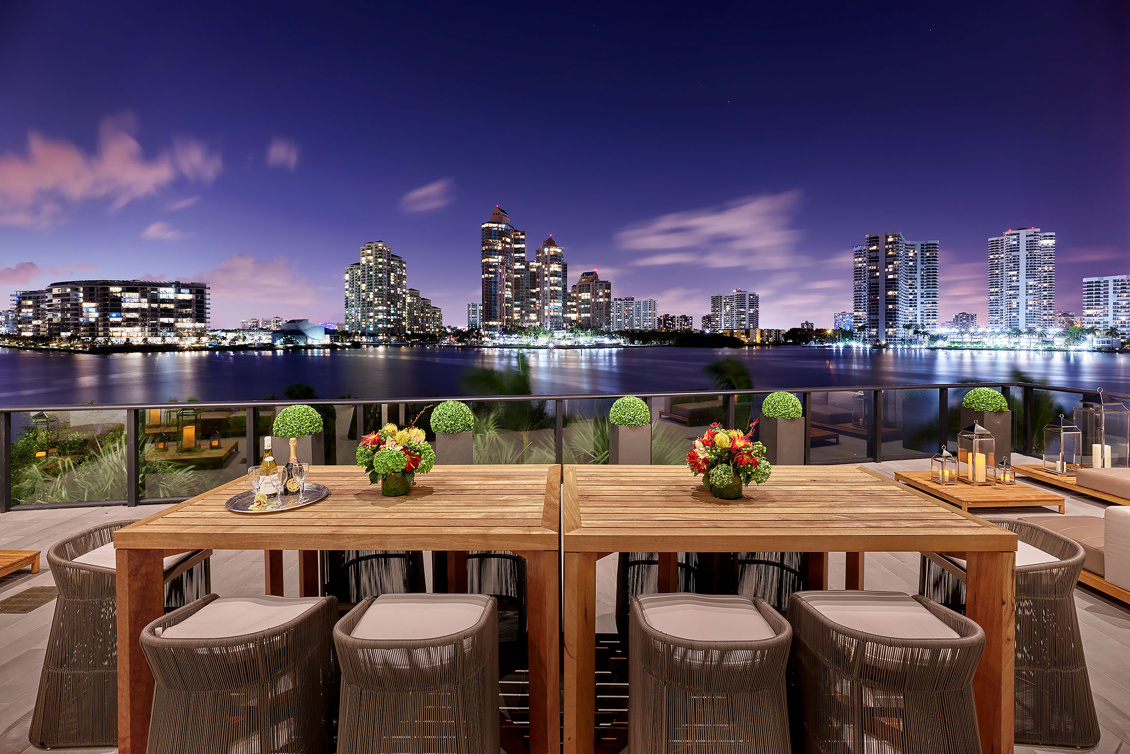 Miami-Architectural-Photographer-Aventura-Deck-View