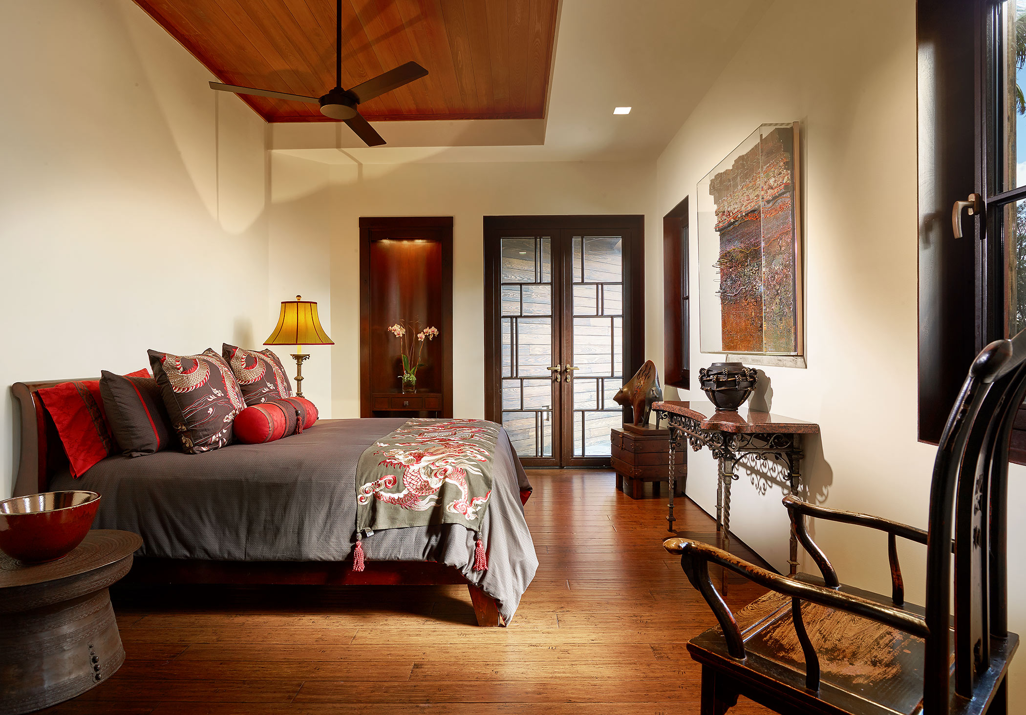 Palm-Beach-Design-Guest-Bedroom-Asian-Fusion