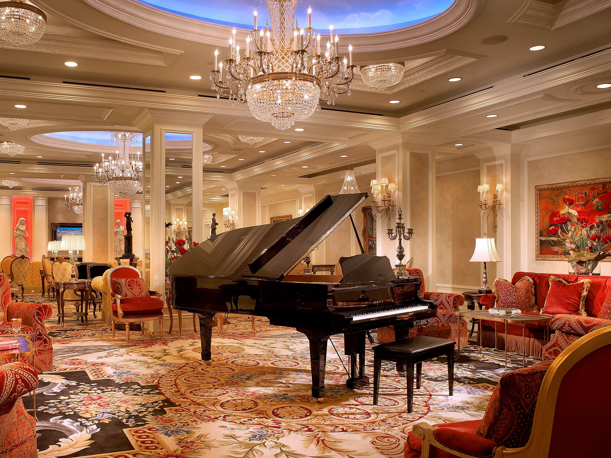 Resort-Piano-Grand-Interior-Miami-Florida