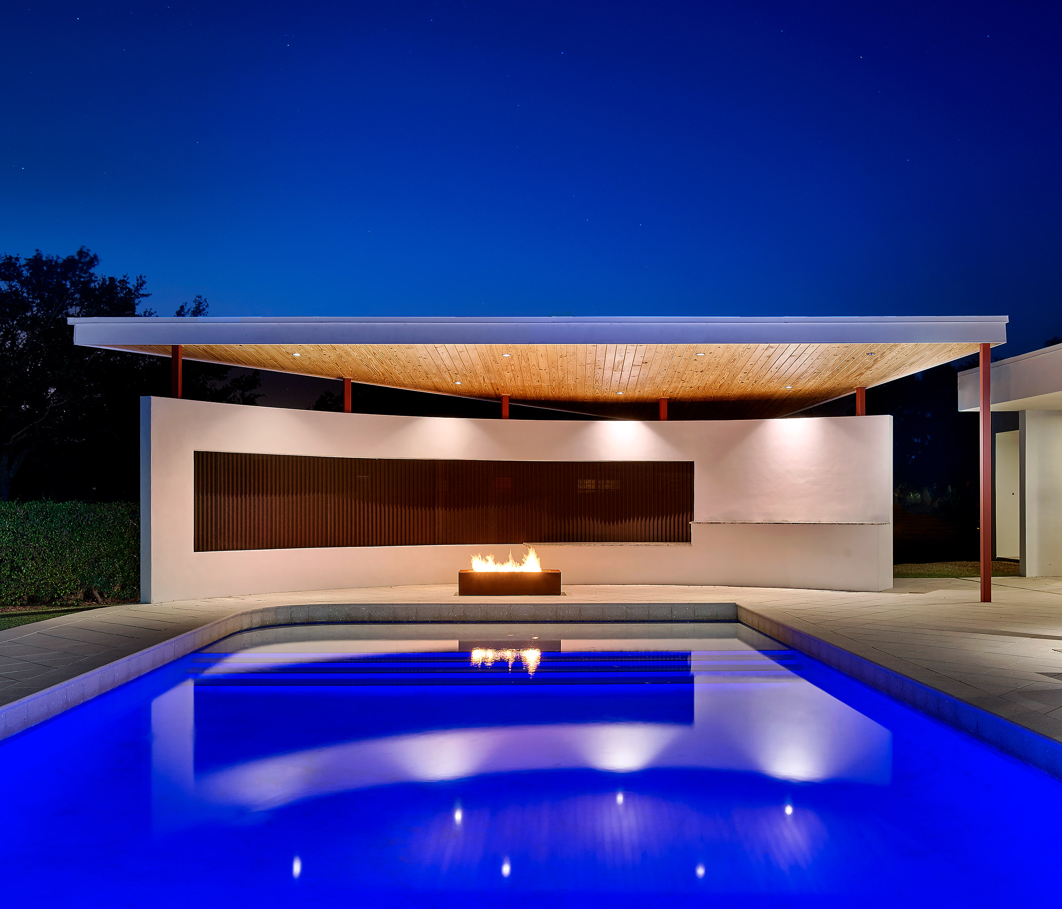Schachne-Architecture-Fort-Lauderdale-Pool-Fireplace