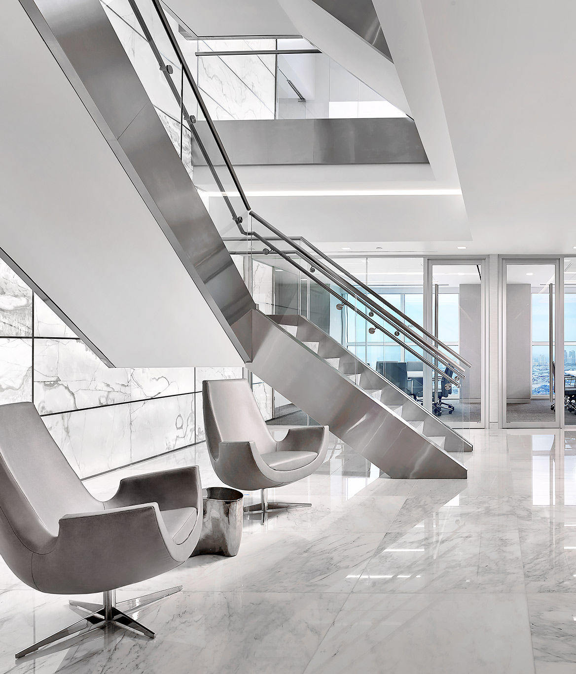 Shutts-Office-Staircase-Downtown-Miami-Commercial-Photography