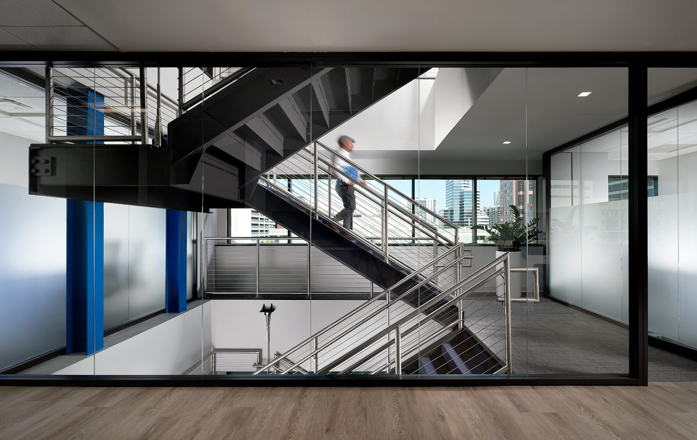 Stantec-Commercial-Design-Staircase