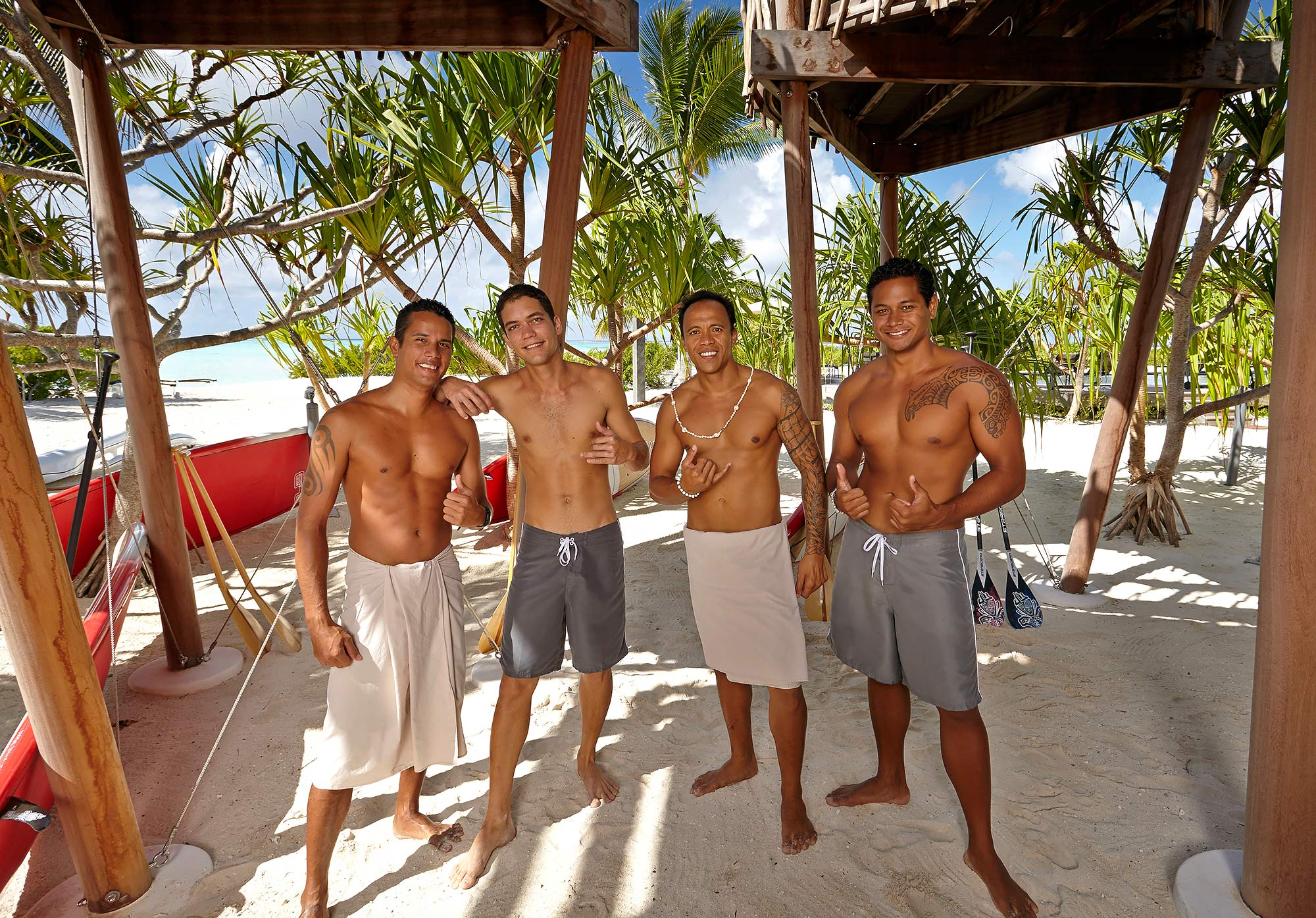 The-Brando-Resort-Tahitians