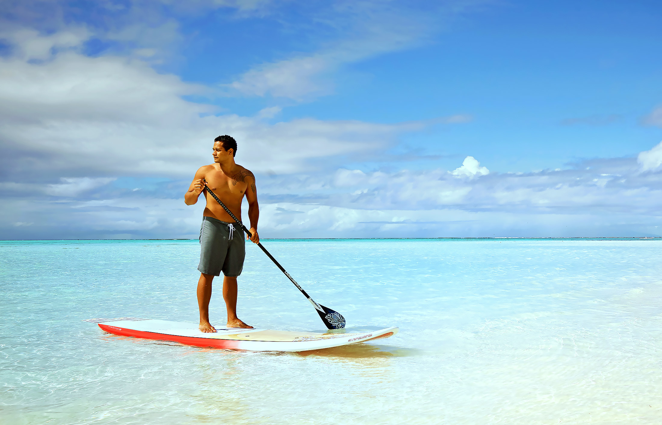 The-Brando-Resort-Tetiaroa-Paddle-Board