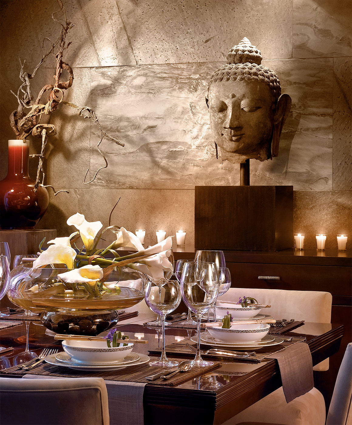 Zen-Dining-Close-Candles-Decor